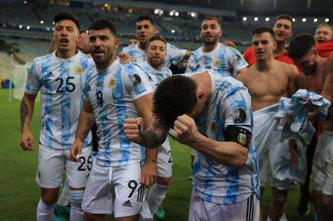 L'Argentina ai piedi del talento che piace al Milan |  Sport e Vai