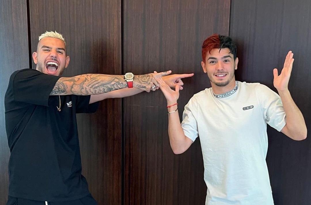 Milan, il gesto di Brahim Diaz conquista i tifosi |  Sport e Vai
