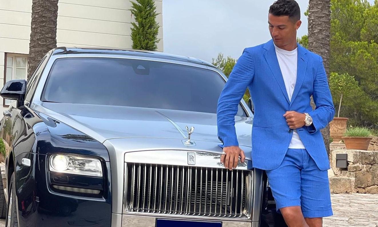 Ronaldo spaventa i tifosi della Juve sui social |  Sport e Vai