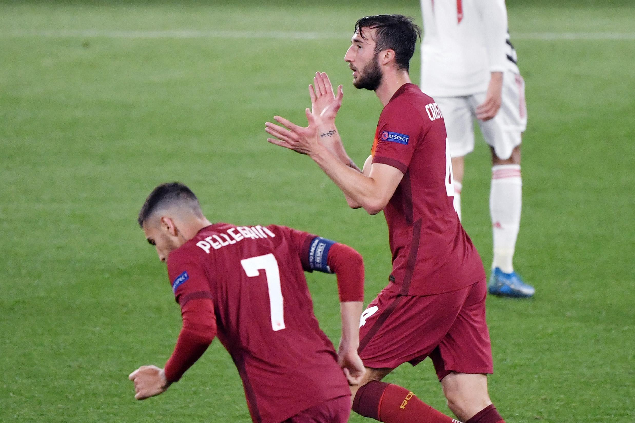 Cristante, euforia Europei più Mourinho la ricetta vincente    Sport e Vai