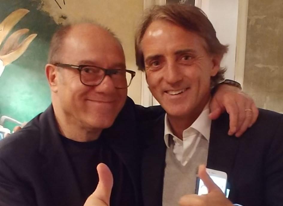 Il post di Verdone su Mancini fa impazzire il web    Sport e Vai