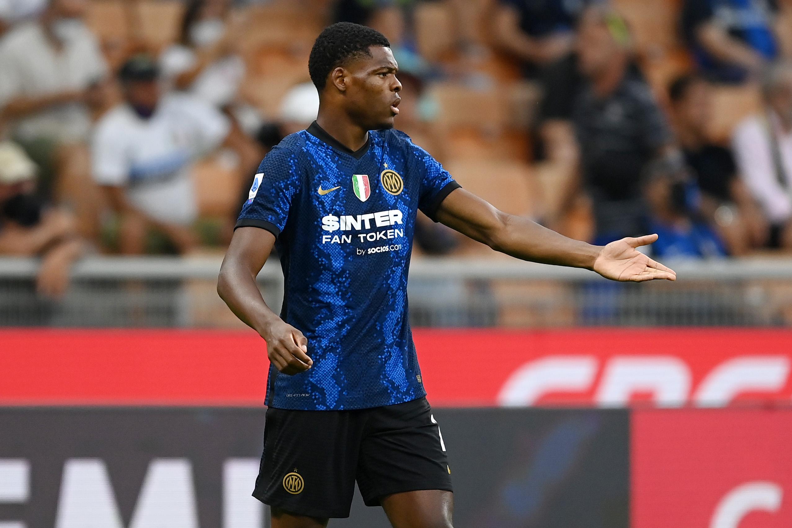 "Inter, Dumfries: ""Ho seguito Inzaghi ed è andata bene"" |  Sport e Vai"