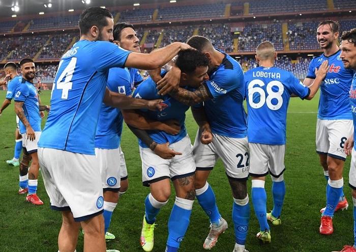 Dove vedere in chiaro Napoli-Benevento stasera in tv |  Sport e Vai