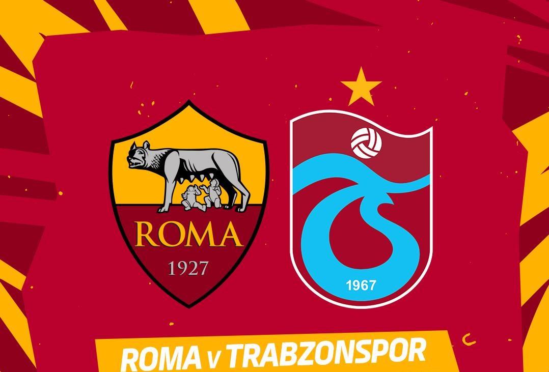 Roma-Trabzonspor diretta tv e streaming: formazioni, occhio alla regola dei gol |  Sport e Vai