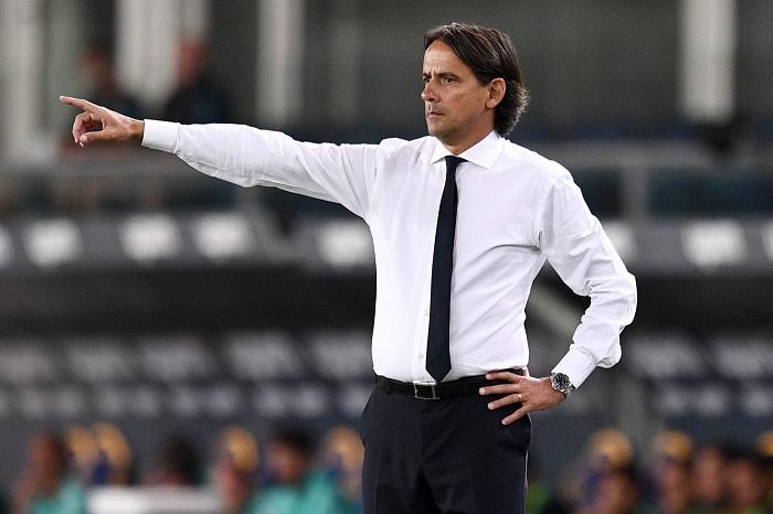 Inter, l'analisi di Inzaghi in attesa del doppio confronto con lo Sheriff |  Sport e Vai