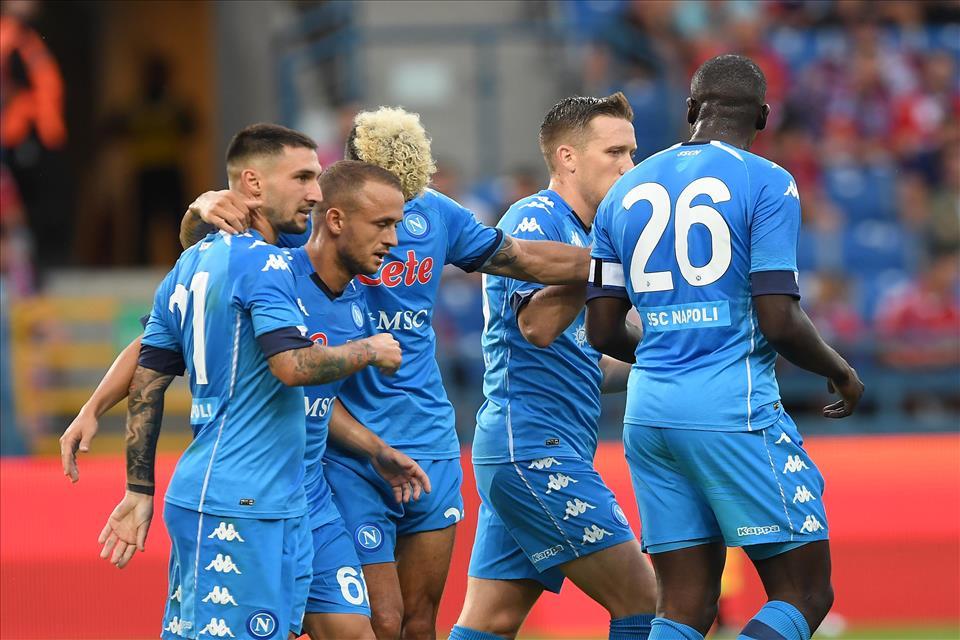 Sampdoria-Napoli, le formazioni ufficiali: Spalletti ne cambia due |  Sport e Vai
