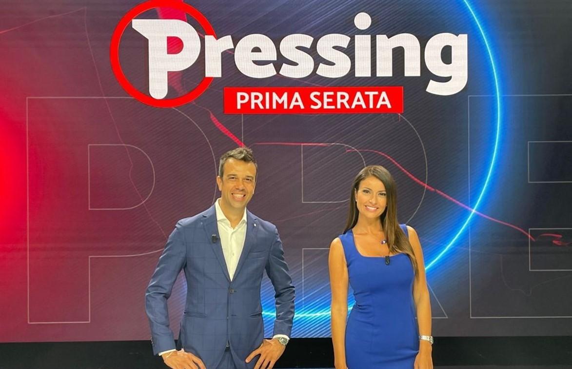 A Pressing con Mughini e Sconcerti ospite un ex Inter |  Sport e Vai