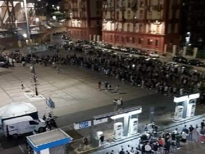 Napoli, tifosi preoccupati: Figuriamoci sabato con la Juve |  Sport e Vai