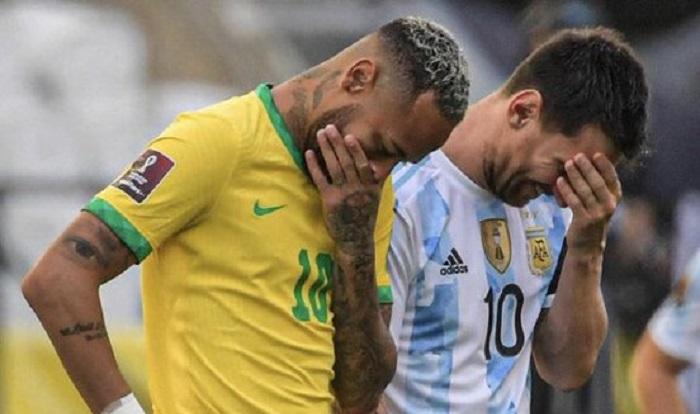 Devono fare la quarantena: Brasile-Argentina sospesa per intervento sanitari |  Sport e Vai