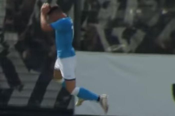 Il Napoli Primavera batte la Juve, l'esultanza alla Ronaldo è virale |  Sport e Vai