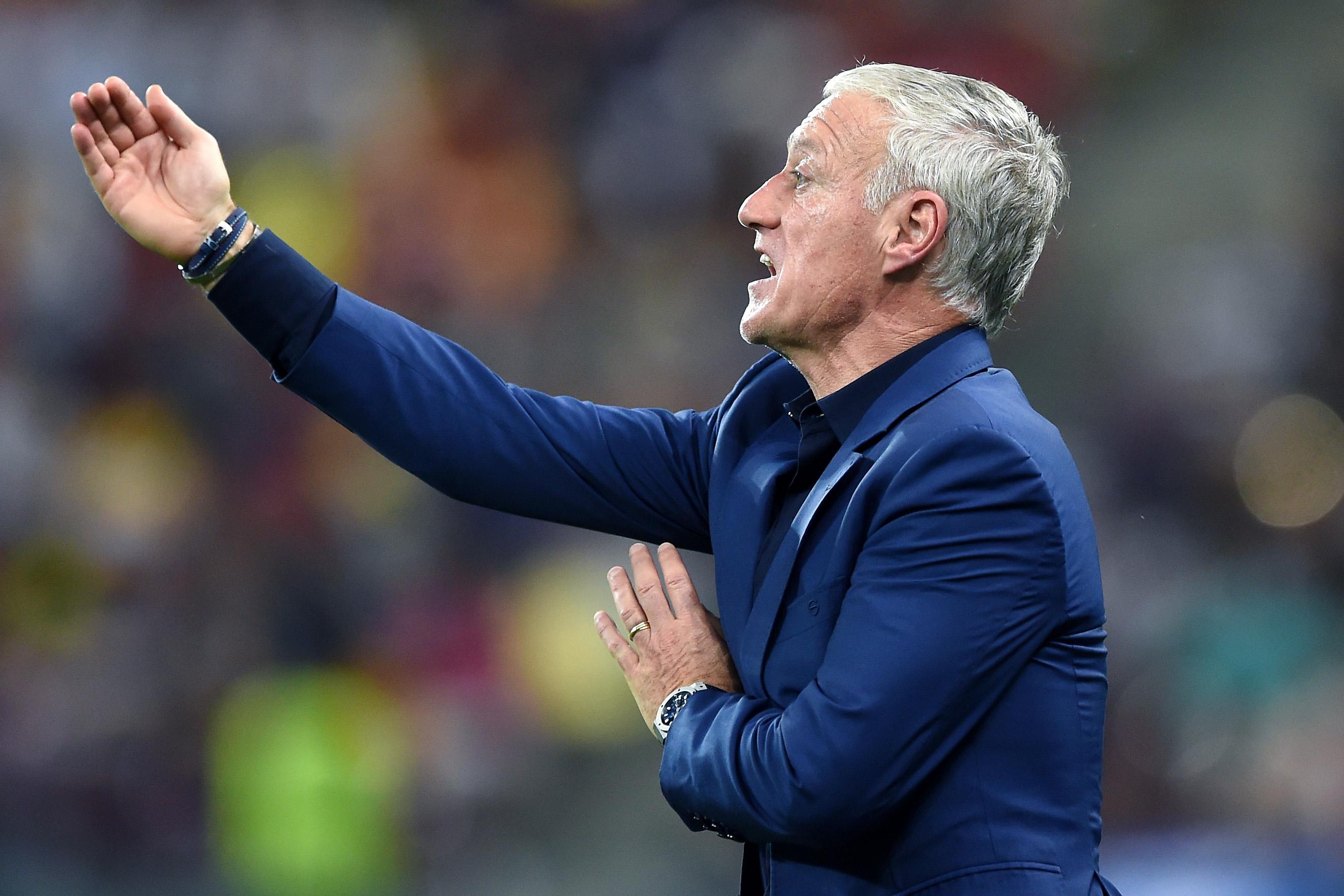 Deschamps pentito con ritardo: Che errore feci con la Juve |  Sport e Vai
