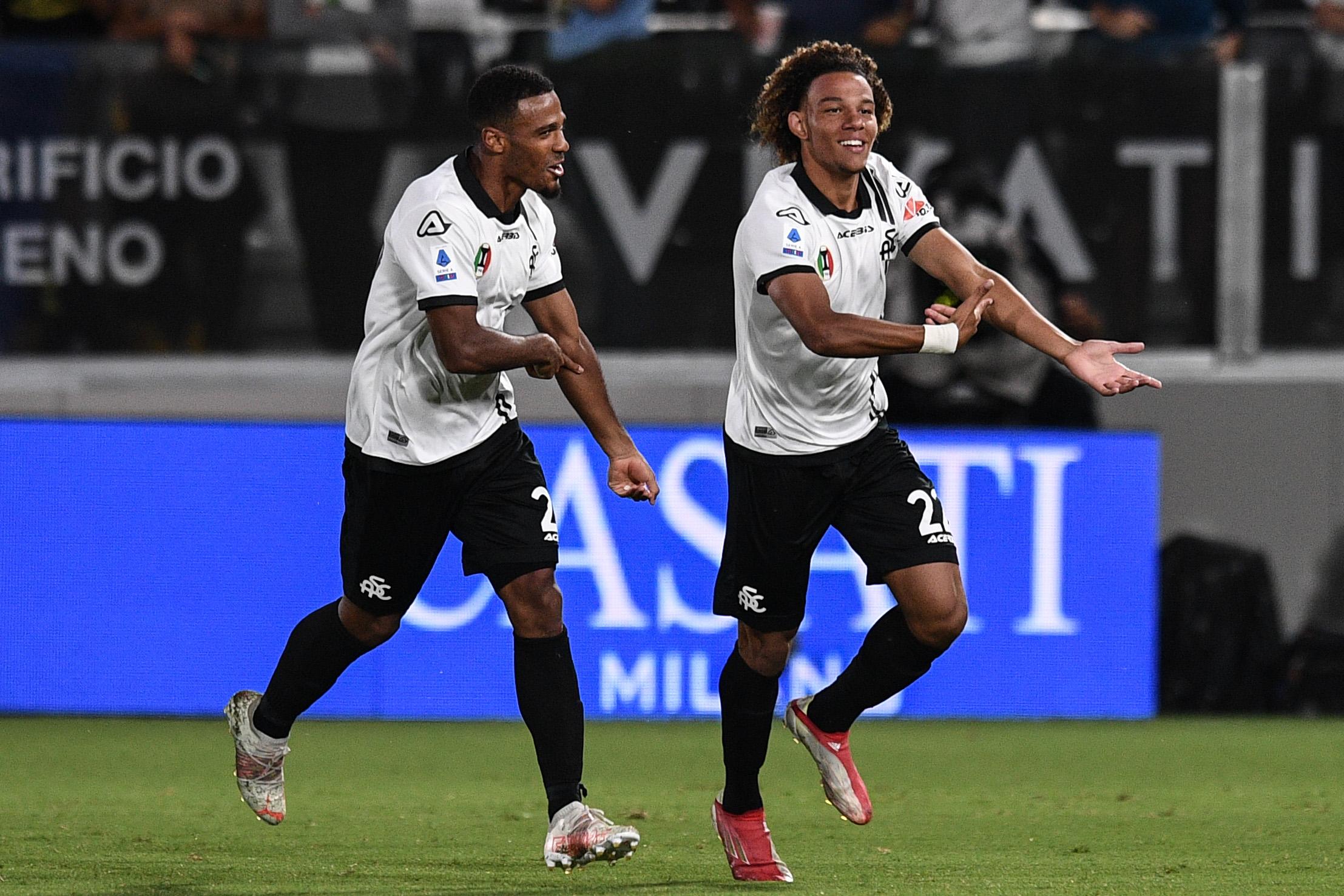 Il retroscena di Laudisa: Antiste stava per finire proprio al Milan |  Sport e Vai