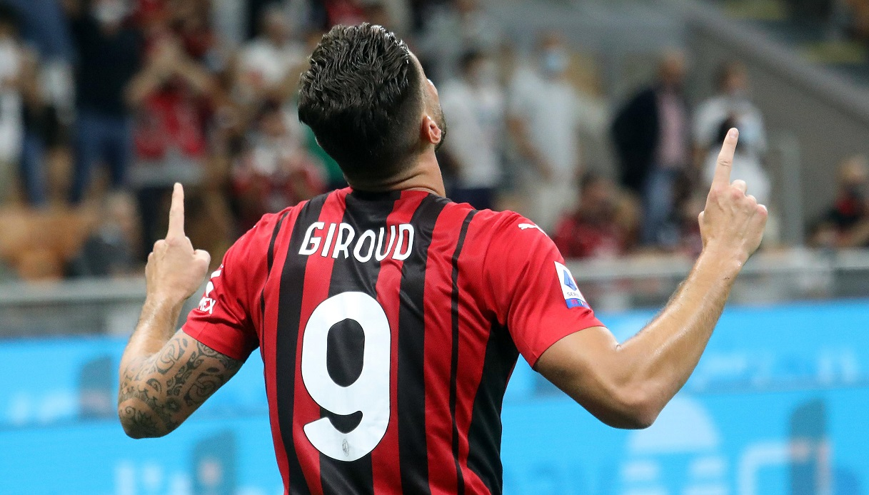 Milan, Giroud ammette: Sono quasi al top |  Sport e Vai