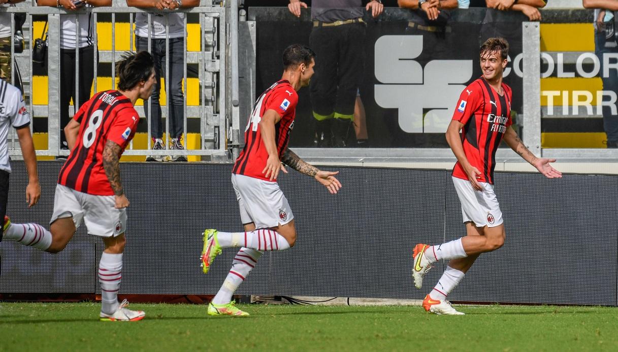 Milan, Daniel Maldini racconta la gioia di papà Paolo |  Sport e Vai
