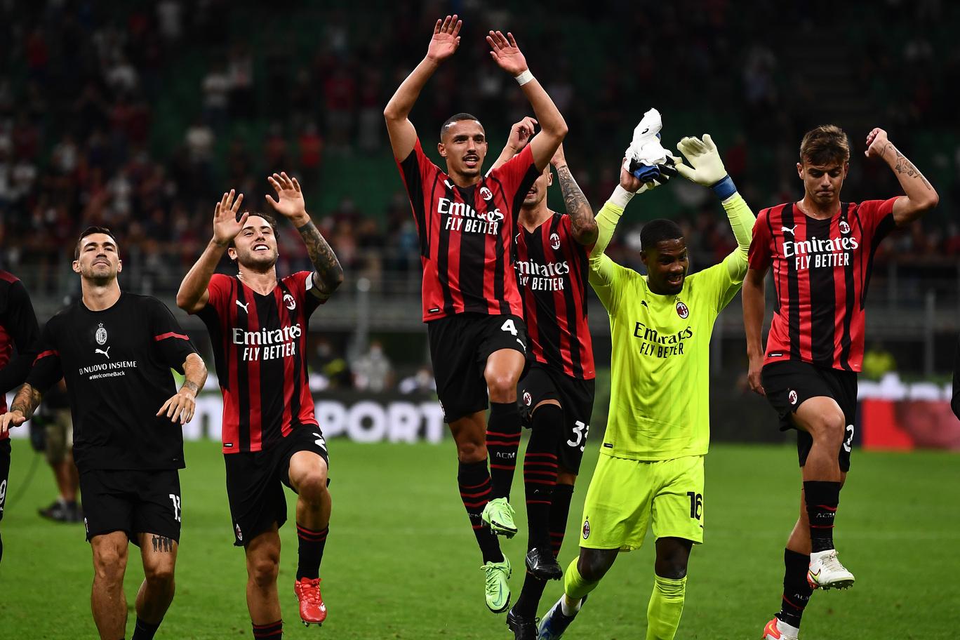 Milan-Atl.Madrid, le formazioni e dove vederla    Sport e Vai