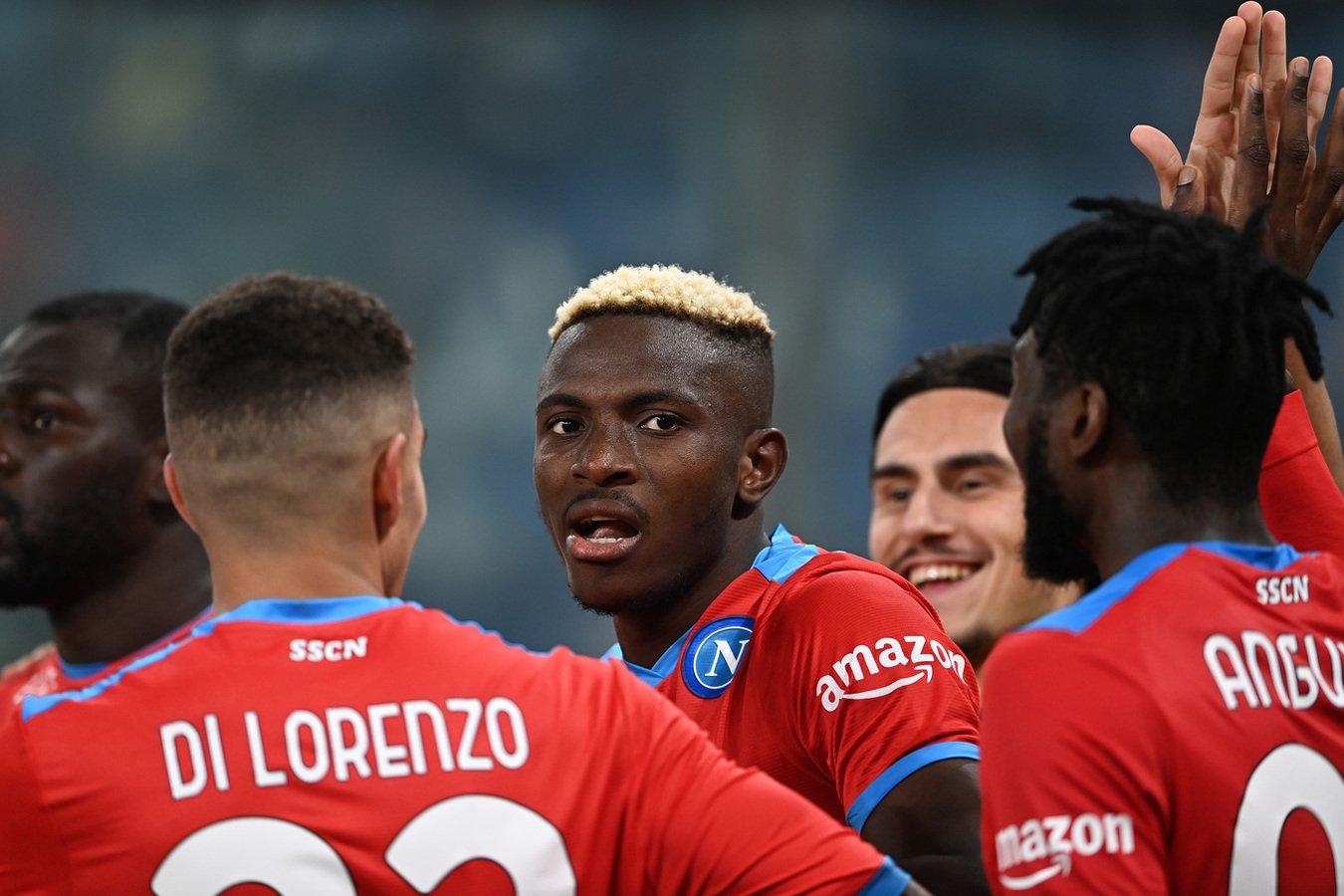 Il calciatore del mese di settembre gioca nel Napoli: la nota dell'Aic |  Sport e Vai
