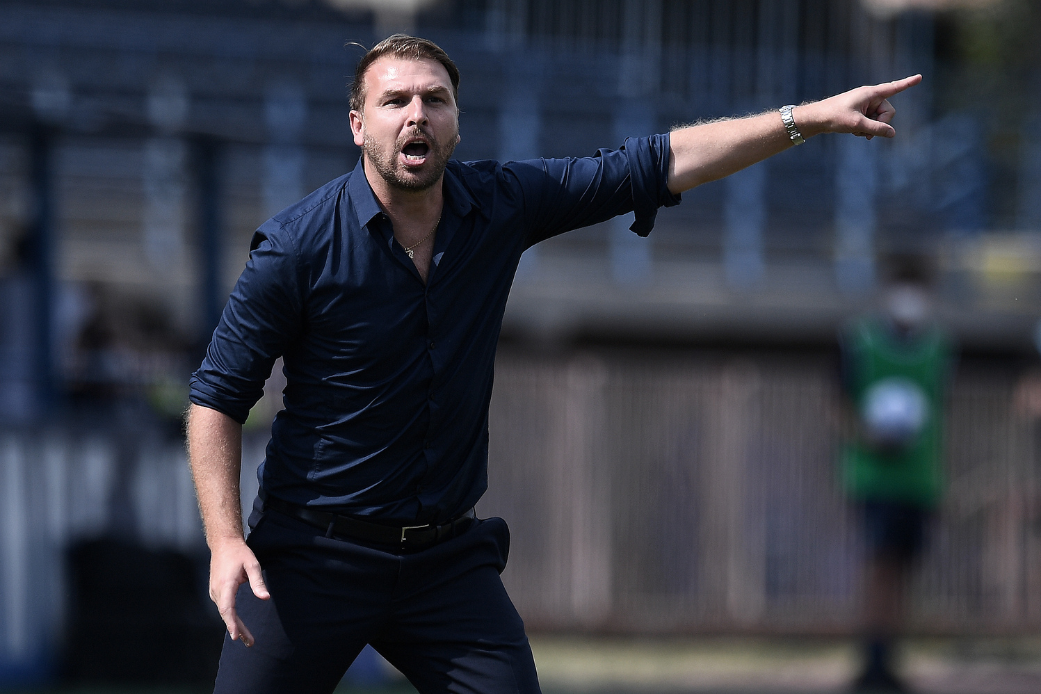 Allenatore Venezia: Ibra mi diede una gomitata in bocca |  Sport e Vai
