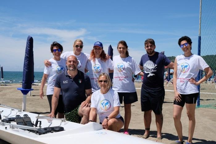 Le Sirene di Ulisse alla terza edizione: Festival in Dragon Boat e Regate di canottaggio |  Sport e Vai