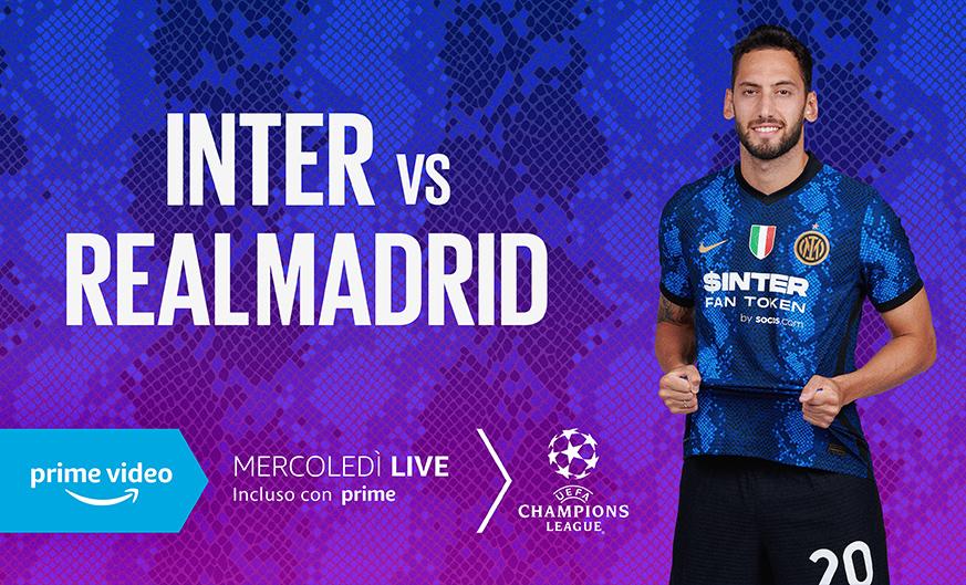 Stasera Inter-Real Madrid, come vederla gratis |  Sport e Vai