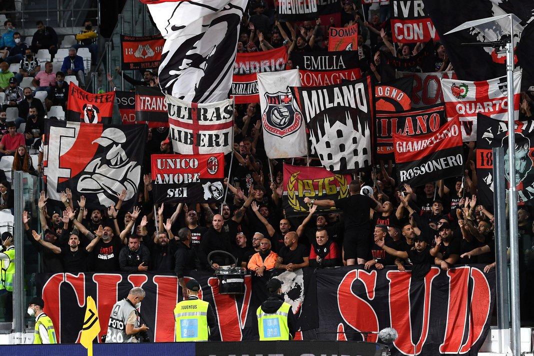 Tifosi Milan, pronta la risposta a Chiellini su Bonucci rossonero |  Sport e Vai