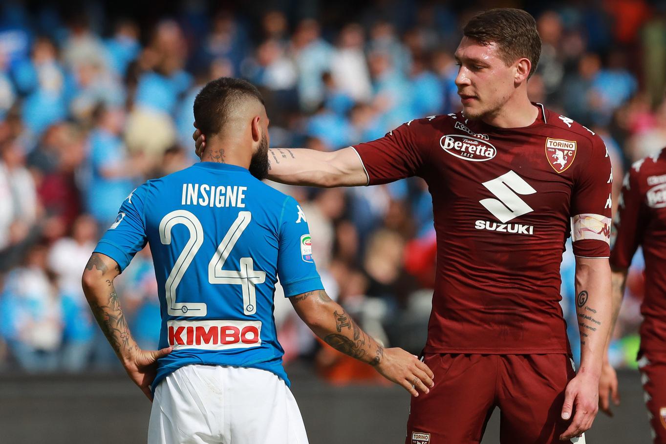 Napoli-Torino, le formazioni: Spalletti riparte dalle certezze |  Sport e Vai