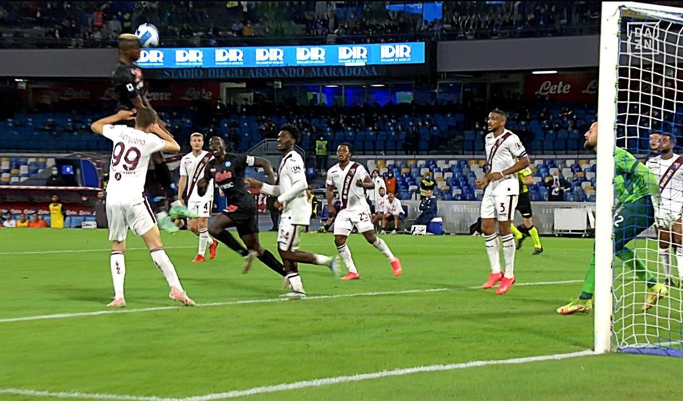 Osimhen ancora decisivo spiega cosa significa il gol |  Sport e Vai