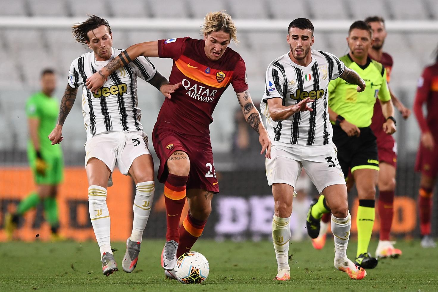 Juventus-Roma, le formazioni e dove vederla in tv |  Sport e Vai
