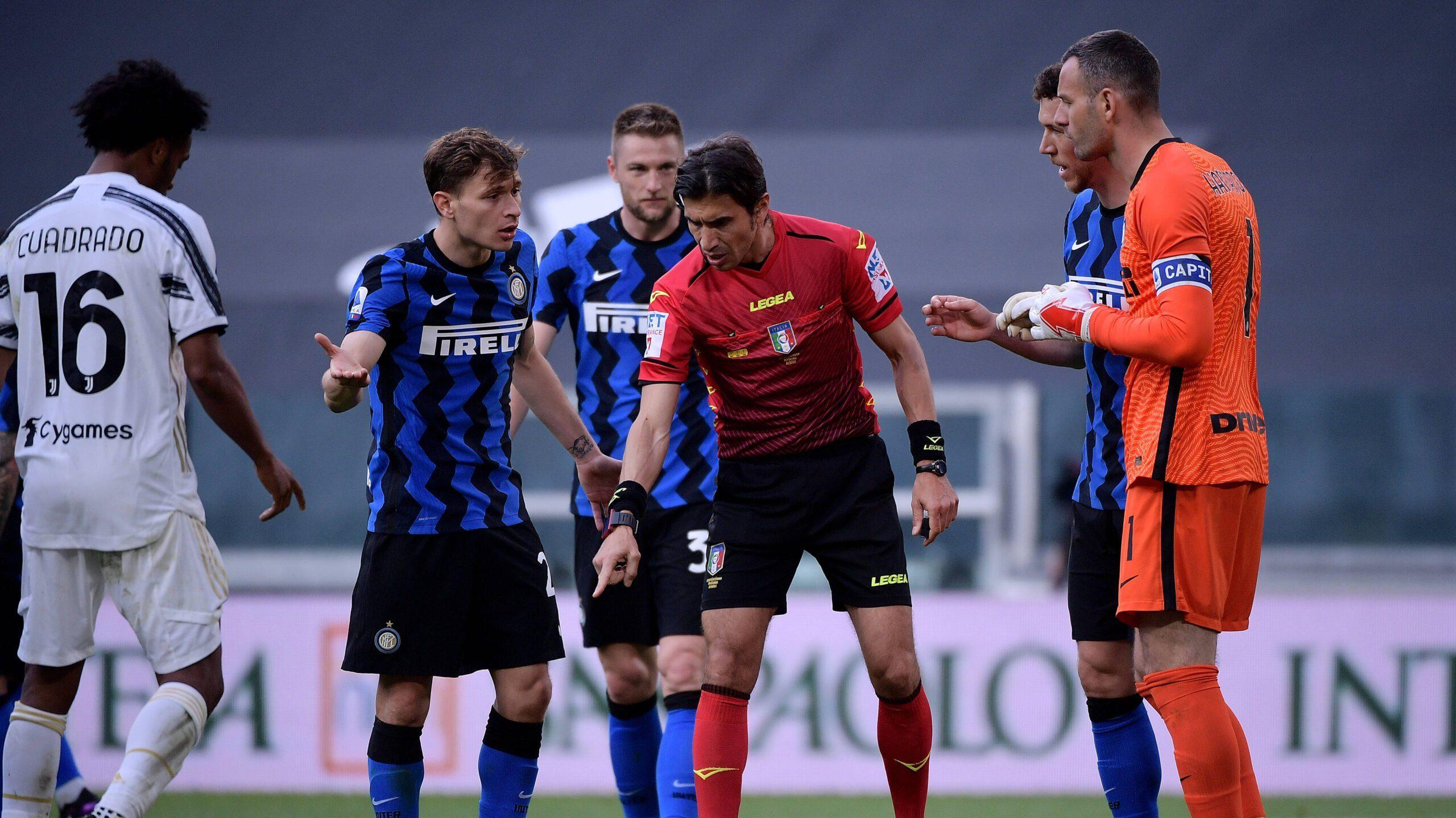 Confessioni Calvarese su Juve-Inter scatenano la bufera sul web |  Sport e Vai