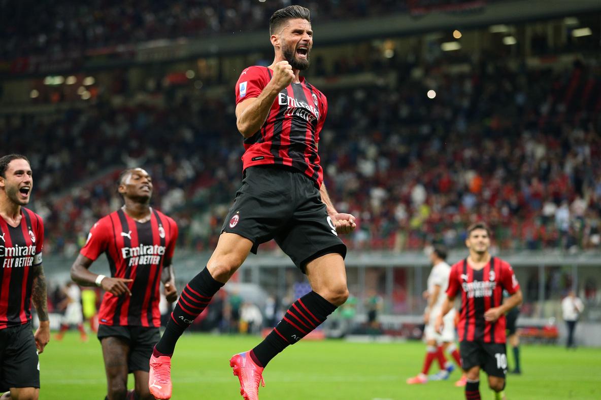 Ibra+Giroud si può? I tifosi del Milan sanno la risposta |  Sport e Vai