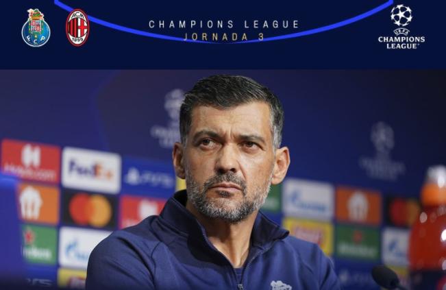"Conceição sente aria di derby: ""Milan, ecco come ti batto"